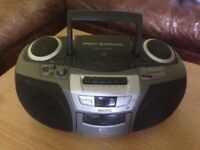 AIWA radio/cd/cassette