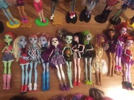 57 dolls