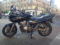 SOLD - Suzuki Bandit GSF 600 SY (2000) - sold as seen
