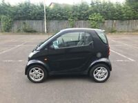2004 smart car for two .... LOW miles .. 1 year mot .,, drives spot on