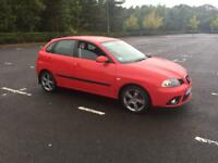 Seat ibiza formula sport limited edition may swap px