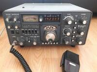 Yaesu ft 902dm hf transceiver + full line up