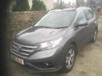 2013 Honda cr-v ex 2.2 d-tec 4X4 .(DIESEL AUTOMATIC)