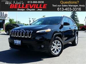 2016 Jeep Cherokee North-Only $192 bi-Weekly! 0% Available!