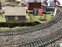 00 DCC Hornby Railway layout plus everything you need & more