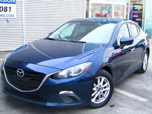 2014 Mazda MAZDA3 GS+GROUPE CONFORT -SKY CLIMATISEUR BLUETOOTH