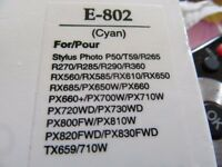 Epson compatible ink cartridges - E801 etc