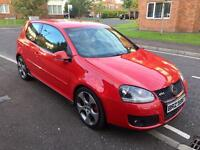"2007 Volkswagen Golf GTI Mk5 18"" Monza alloys heated seats"