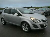 2013 Vauxhall Corsa 1.4 petrol sxi low miles, motd march 2021 nice example all cards welcome