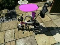Avigo baby smart trike