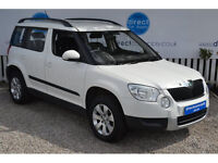 SKODA YETI Can't get car finance? Bad credit, unemployed? We an help!