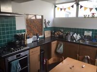 Single bedroom in relaxed professional house share, over 25 preferred. 300 p/m (inc all bills)