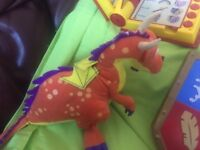 Mike The Knight Helmet, dragon & 2 Electronic Learning Toys