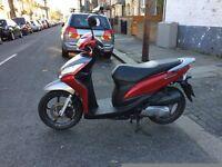 Honda vision 110cc 2012 scooter