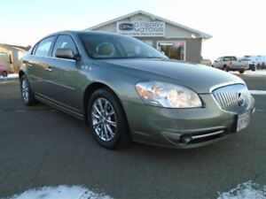 2011 Buick Lucerne CXL Leather Sunroof Heated Seats & Steering W