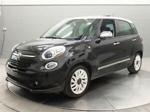 2014 Fiat 500L LOUNGE A/C MAGS TOIT PANO CUIR NAVI