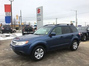 2011 Subaru Forester X ~AWD ~Low Km's ~Heated Seats ~Clean Unit