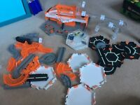 Hex bugs and multipal hex bug track sets