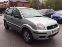 FORD FUSION 2 16V 2003 LONG MOT GENUINE MILEAGE GREAT CONDITION DRIVE AWAY TODAY *******
