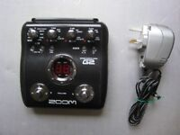 ZOOM G2 GUITAR EFFECTS UNIT