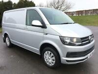 VOLKSWAGEN TRANSPORTER 2.0 T28 TDI P/V TRENDLINE BMT 1d 138 BHP ONLY 6000 WARRANTED MILES FROM NEW