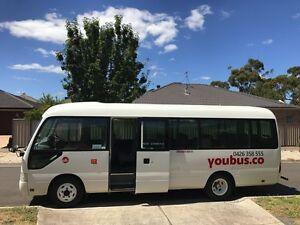 Youbus, Cheap Affordable Tour Bus Hire In Melbourne Melbourne CBD Melbourne City Preview