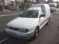 VW CADDY 1.9 non runner