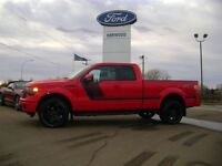 2014 Ford F-150 FX4,REAR CAMERA,LUXURY PACKAGE