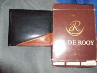 H.J DE ROOY Wallet