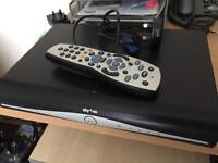 Sky+ HD Box 500Mb with remote control and power cable