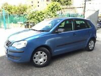VOLKSWAGEN POLO1.2 E55 = NEWER SHAPE = £1290 ONLY =
