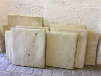 Flagstone tiles