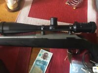 Rifle scope meopro 6-18x50 Superb condition
