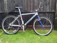 "Muddy Fox Mountain Bike - 18"" frame"
