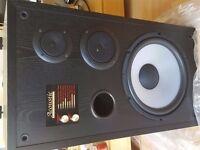 Brand new Acoustic studio monitors