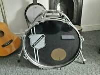 """**** Reduced!***** Millenium 20"""" x 14"""" Bass Drum"""