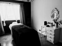 Waxing specialist + massage therapist
