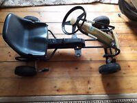 Classic Kettcar go-cart