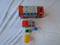 Playmobil Rubbish Lorry and Road Sweeper