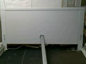 Ikea king size bed free local delivery to your door - blackpool and fylde