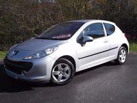 2006 207 1.4 sport, low miles, history, long mot, very nice car, free warranty