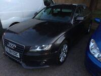 Audi A4 2.0 tdi new shape 09 reg