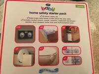Brand new baby safety set