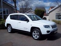 Jeep Compass 2.2 CRD Sport Plus 5dr