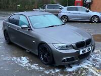 BMW 320d sports edition