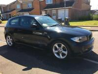BMW 116D SPORT 2009 ONLY £30 Tax FULL YEAR MOT immaculate as A3 Astra Golf Focus A4 Mondeo Insignia