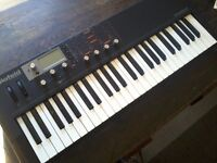 waldorf blofeld keyboard with 2 soundsets