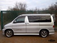 Mazda Bongo Friendee Camper AUTOMATIC - 2002/51 for sale at Kent Motorhome Centre