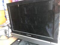 Grundig portable tv 14.5 inch