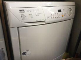 Zanussi condenser dryer XC6 TCE7276W